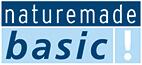 Logo Zertifikat naturemade basic