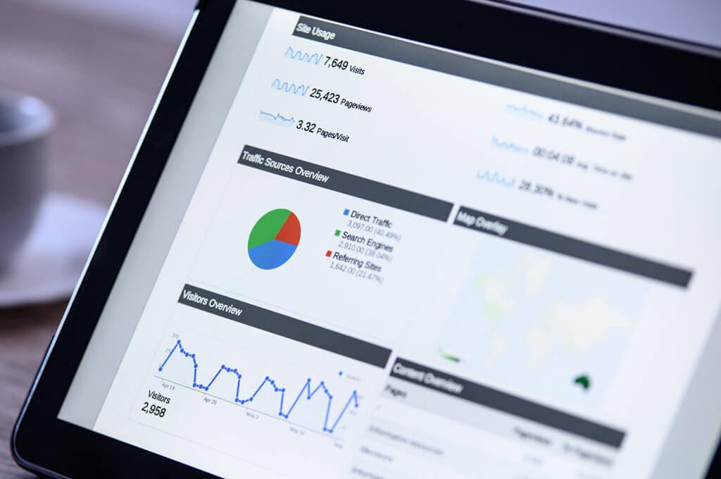 Google AdWords Übersicht Auswertung Webagentur KRT Media