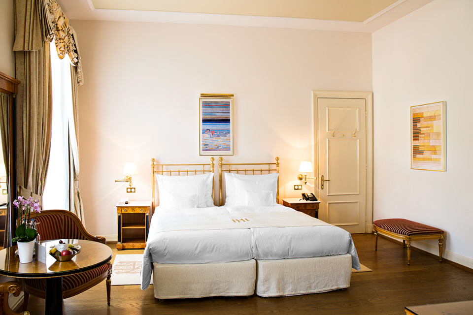 Kunstbildreplika Grand Hotel National 01