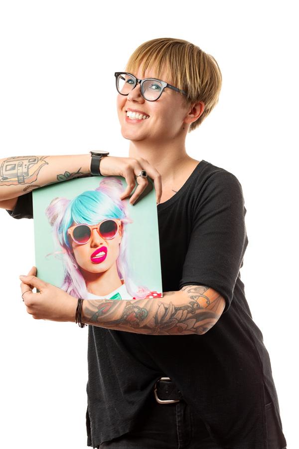 Portrait Steffi - Hover